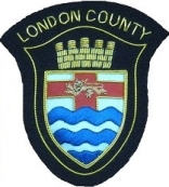 London County Blazer Badge50